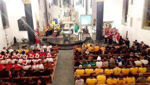 Mundartmesse op Platt des AKV Asperden in der St. Vincentiuskirche Asperden