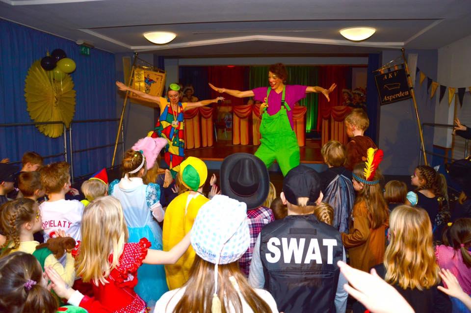 Kinderkarneval in Asperden